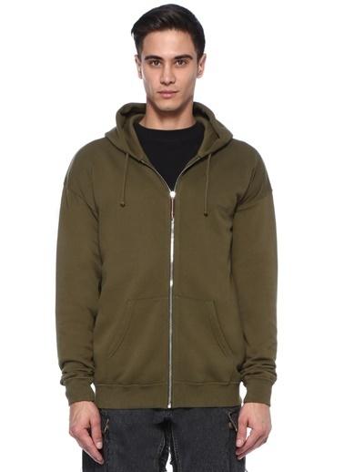Vetements Sweatshirt Yeşil